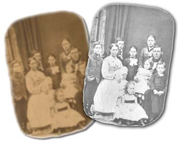 Restore your old photos - quick professional service